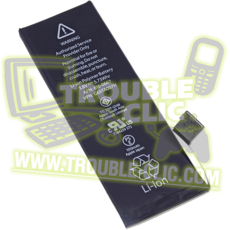 acheter pour r parer batterie de rechange pour iphone 5s et 5c trouble clic. Black Bedroom Furniture Sets. Home Design Ideas