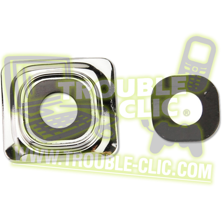 acheter pour r parer lentille vitre en verre de remplacement pour cam ra samsung galaxy s3 gt. Black Bedroom Furniture Sets. Home Design Ideas